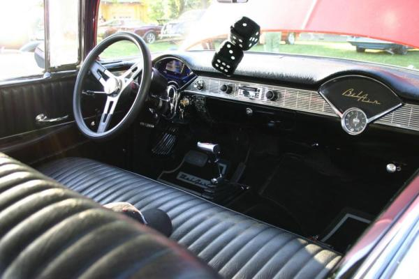 1956 Chevrolet Bel Air Interior