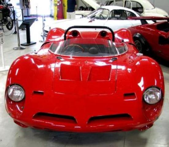 1966 Bizzarrini P538