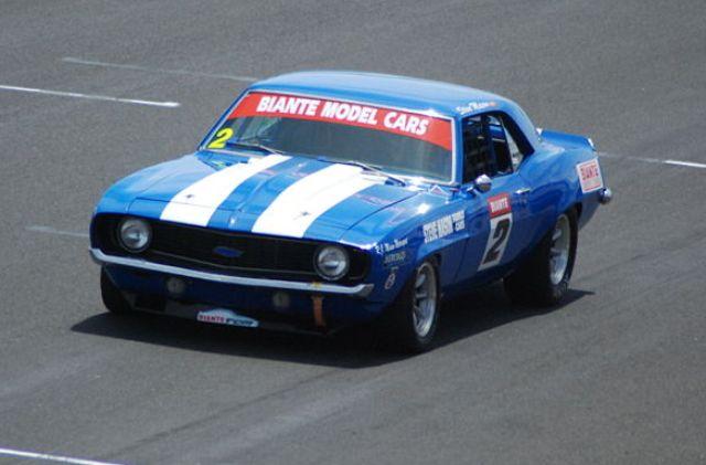 1969 Racing Camaro