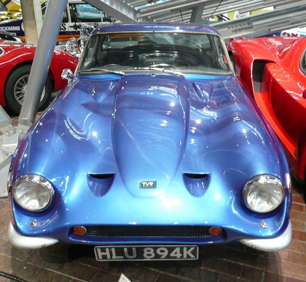 1970 TVR Vixen S3