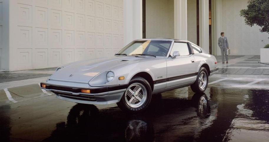 1979 Datsun 280zx Turbo