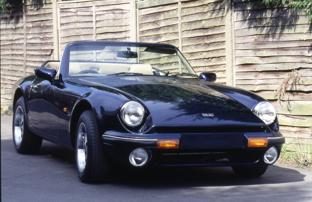 -1994 TVR S4C