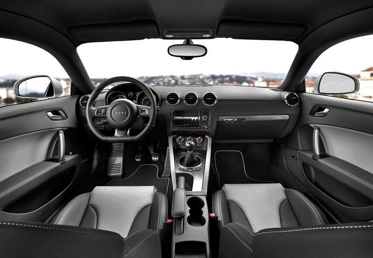 2011 Audi TT Coupe Interior