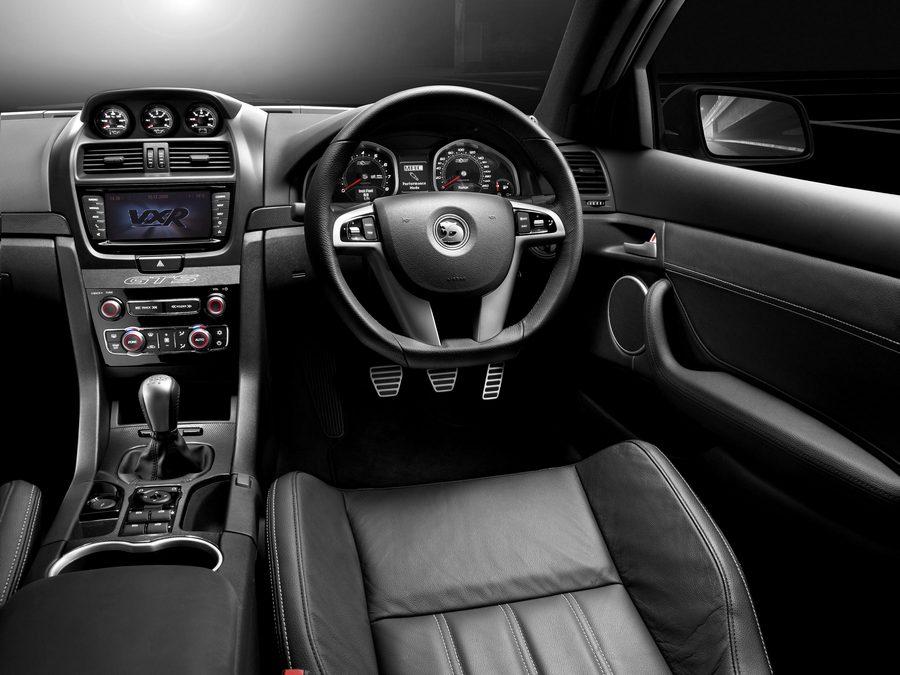 2011 Vauxhall VXR8 Interior