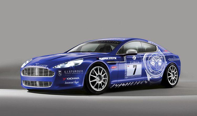Aston Martin Rapide Nurburgring Racer