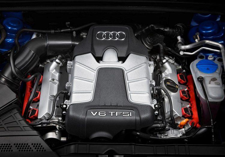 Audi S4 3.0 TSFI Engine