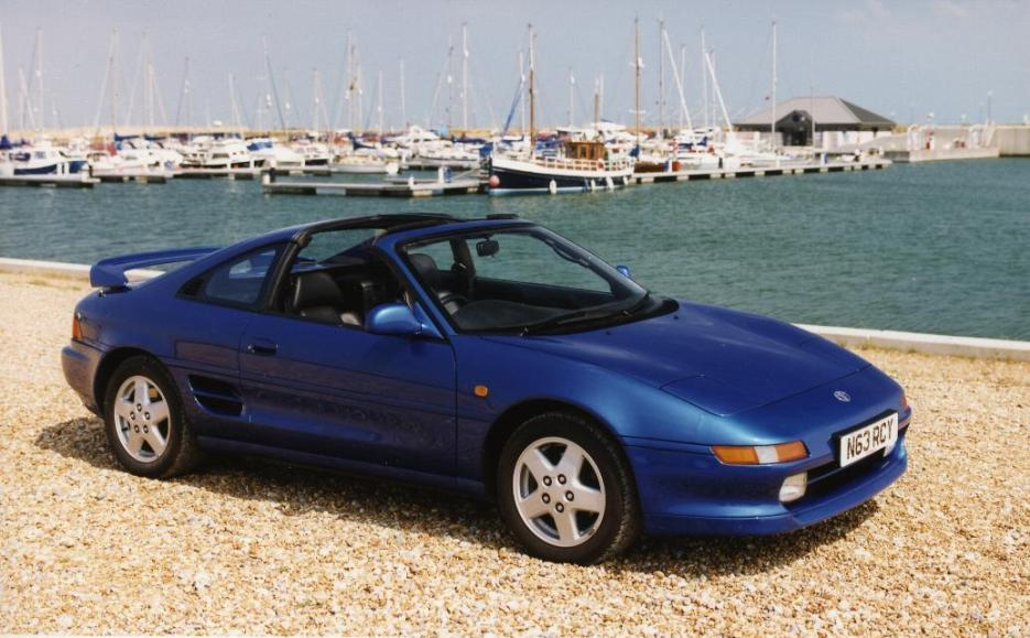 Toyota MR2 GT T Bar