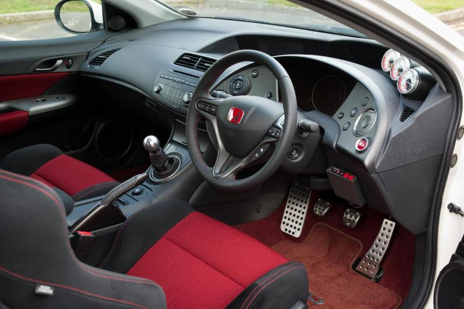 Civic Type R Mugen 2.2 Interior