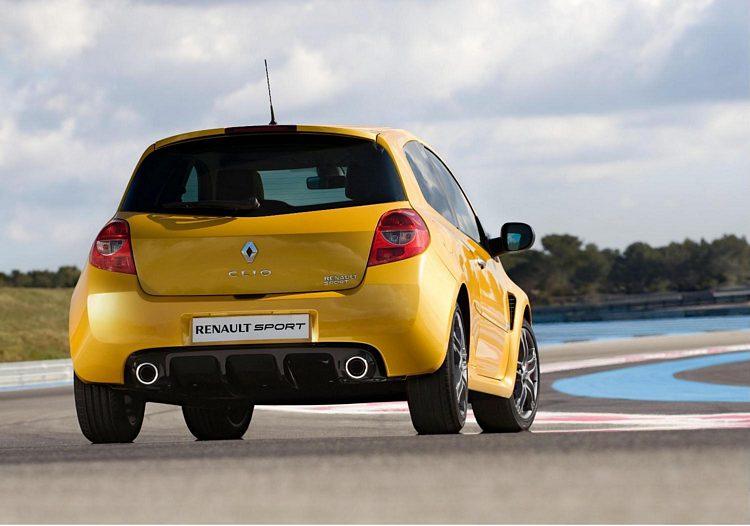 Clio Renaultsport 200
