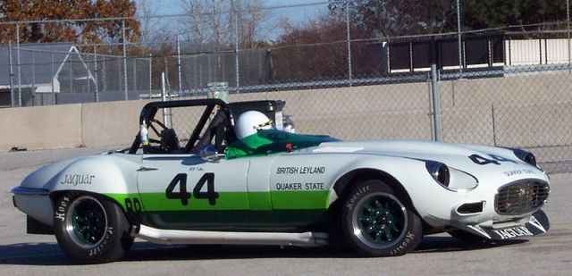 E-Type Racing Series3