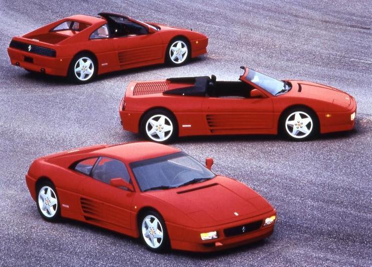 Ferrari 348 GT