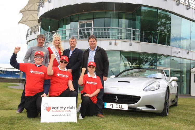 Ferrari California Experience Charity
