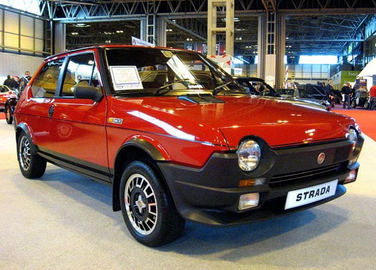 Fiat Strada 105TC