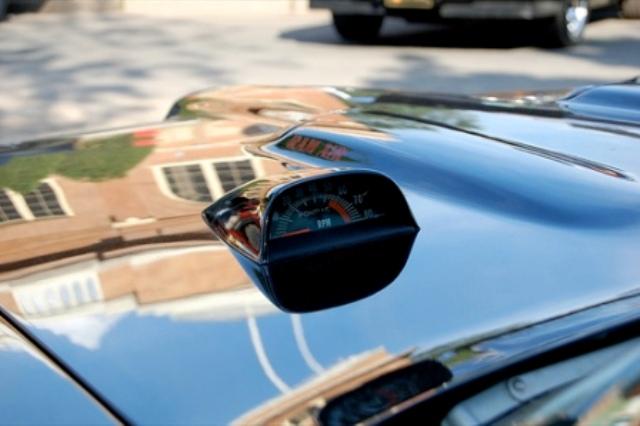 1968 GTO Tacho