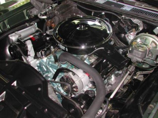 1970 Judge GTO 400 Engine