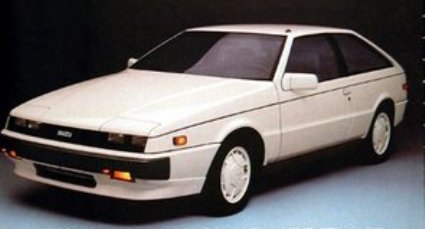 Isuzu Piazza Turbo