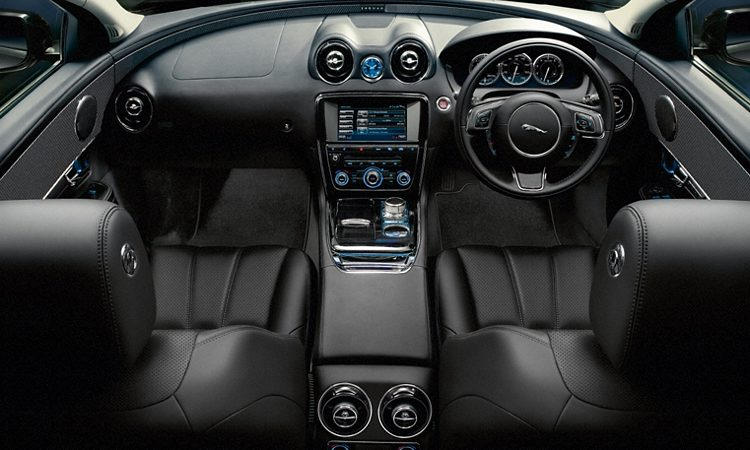 Jaguar XJ Interior