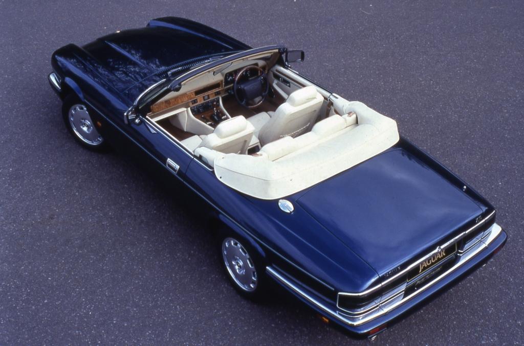 Jaguar XJS 4.0 Convertible