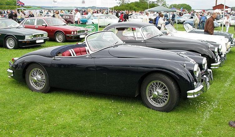 Jaguar XK150 OTS