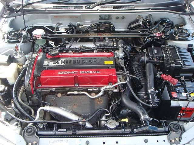 Evo 5 Engine