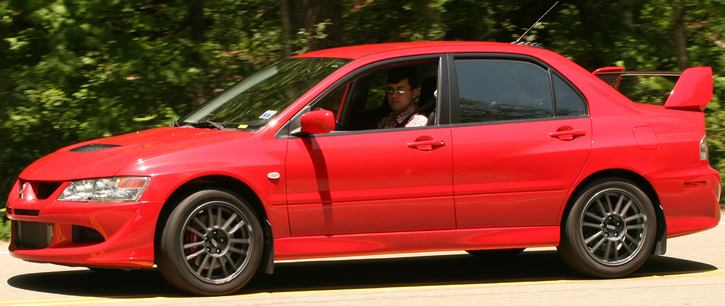 Lancer Evolution 8