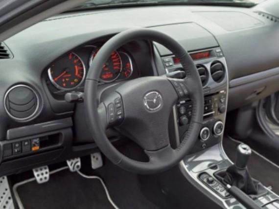 Mazda 6 MPS Interior