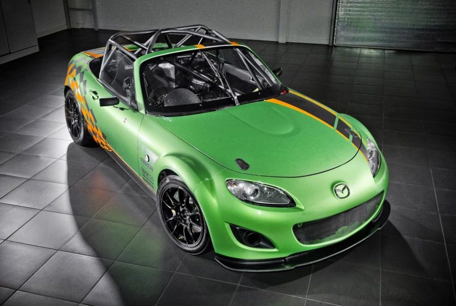 Mazda MX5 GT Race Car
