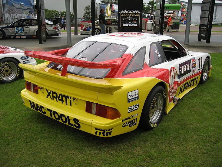 Merkur XR4Ti GTO