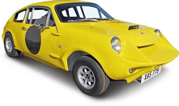 Mini Marcos GT