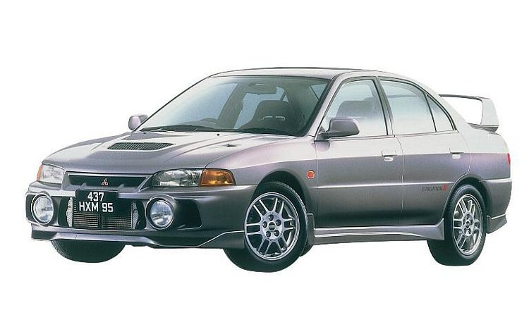 Mitsubishi Evo 4