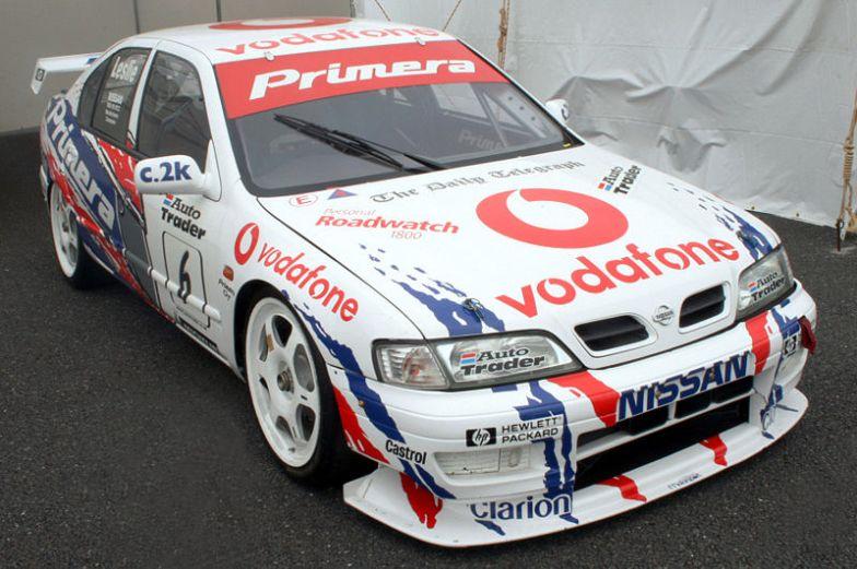1999 Nissan Primera BTCC