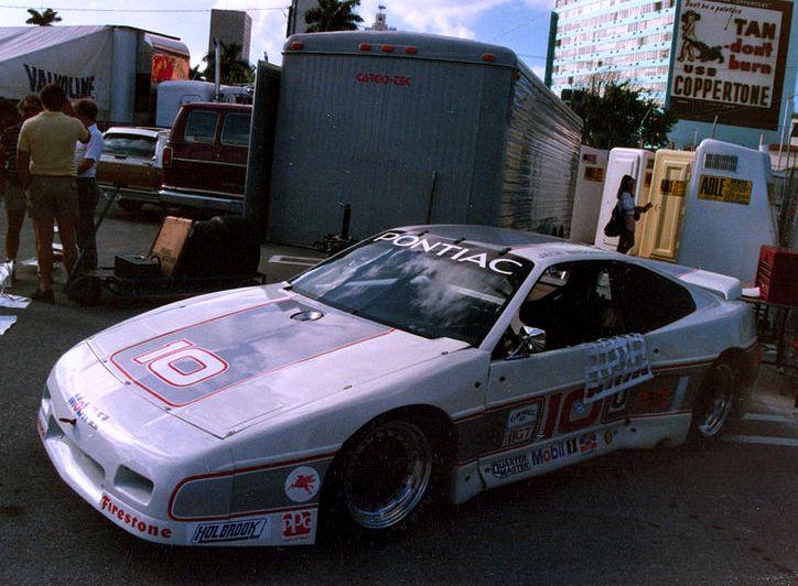 Pontiac Fiero Race Car