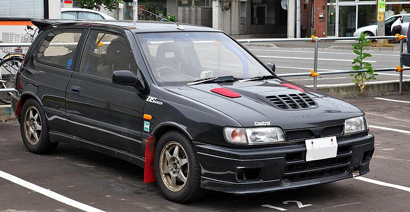 Pulsar GTI R