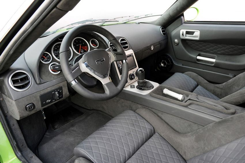 Rossion Q1 Interior