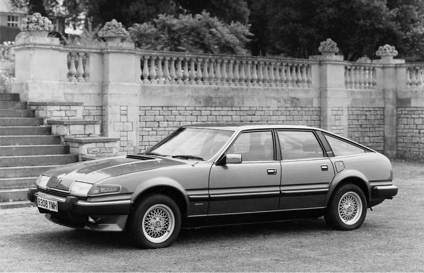 Rover SD1 3500 VP Efi