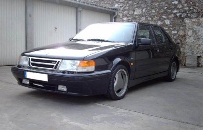 Saab 9000 Turbo