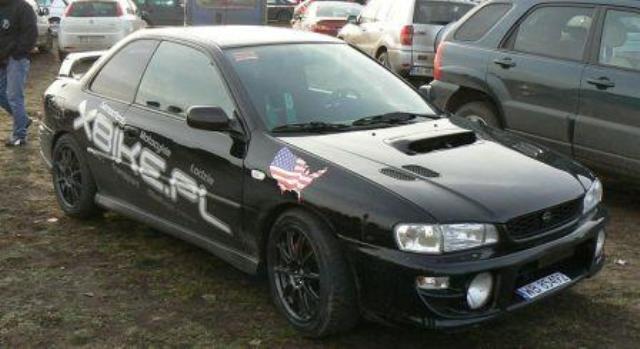 Impreza Turbo WRX