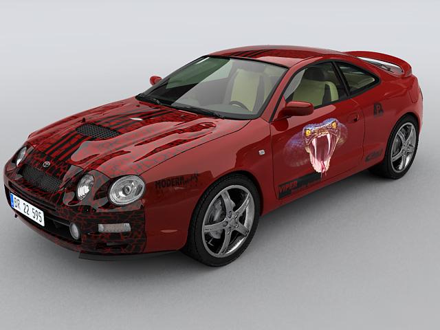 Celica GT 4