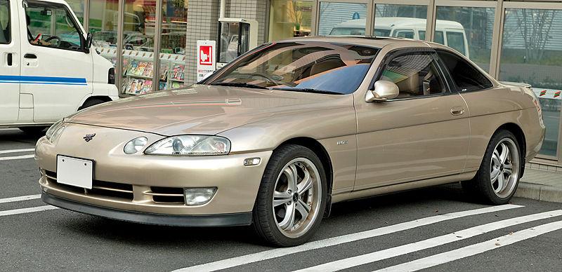 Toyota Soarer 4.0 V8