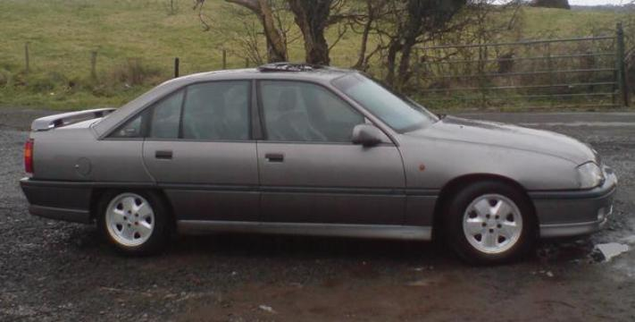 Vauxhall Carlton GSi