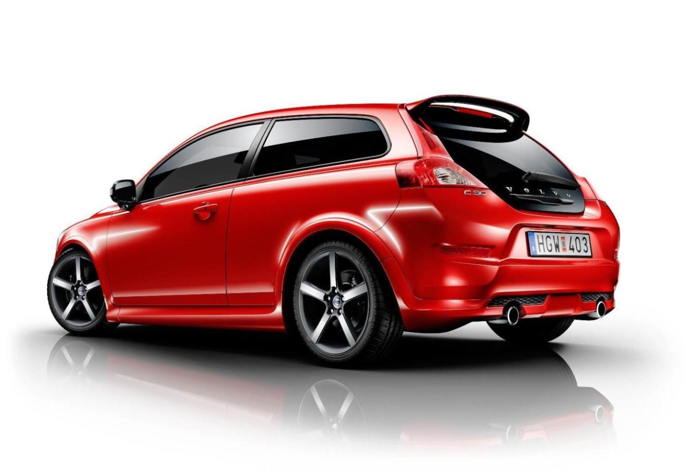 Volvo C30 T5 R Design