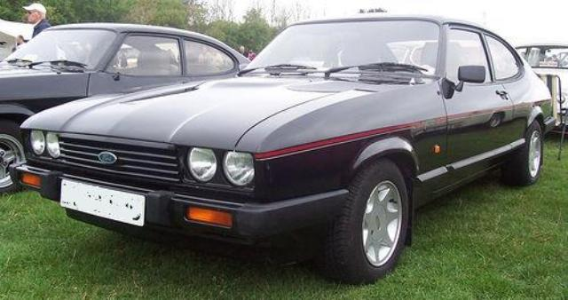 MK3 Ford Capri