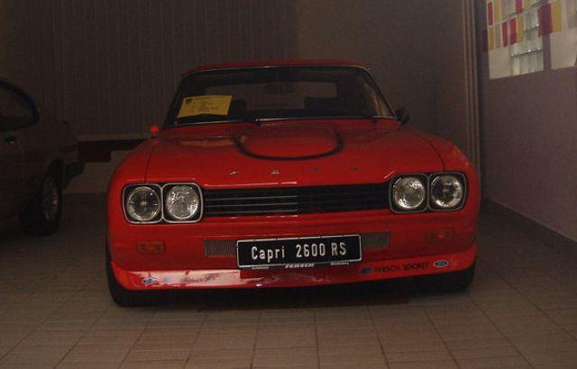 RS2600 Capri