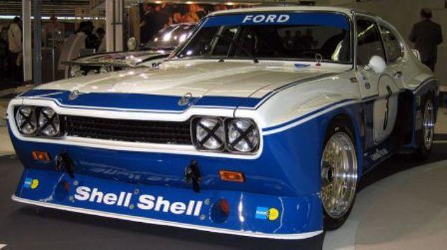 Works Mk1 Ford Capri
