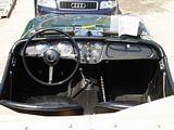 1954 Triumph TR2 Interior