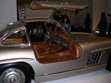 1955 Mercedes Benz 300SL Gullwing Coupe