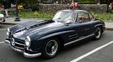 1957 Mercedes Benz 300SL Gullwing Coupe