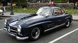 1957 Mercedes Benz 300SL Gullwing Coupe