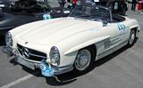 1958 Mercedes Benz 300SL Roadster