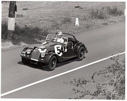 1962 Le Mans class winner 1961 Morgan Plus4